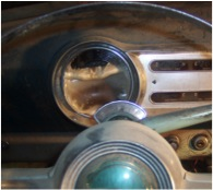 1954 Chevy instruments